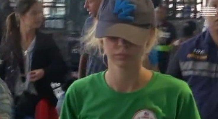 b7186329fcc Anastasia Vashukevich já foi deportada - Mundo - RTP Notícias