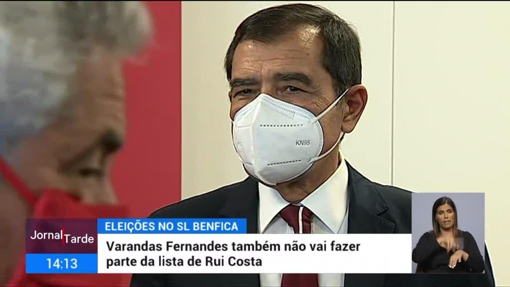 Benfica. José Eduardo Moniz indisponível para fazer parte da lista de Rui Costa