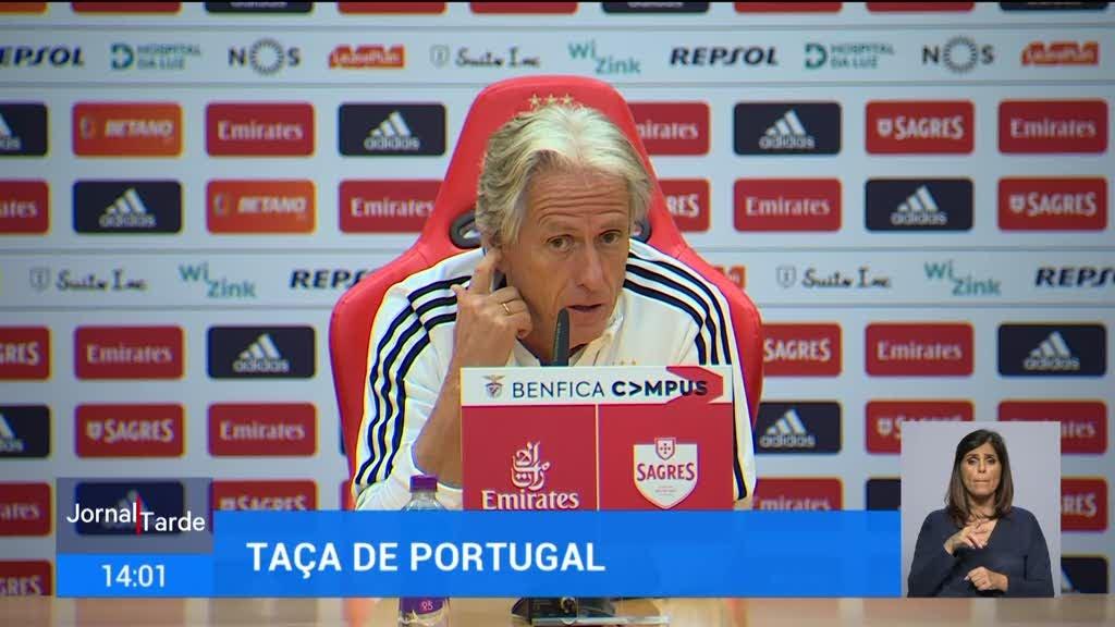 Benfica enfrenta Trofense com receita antiga