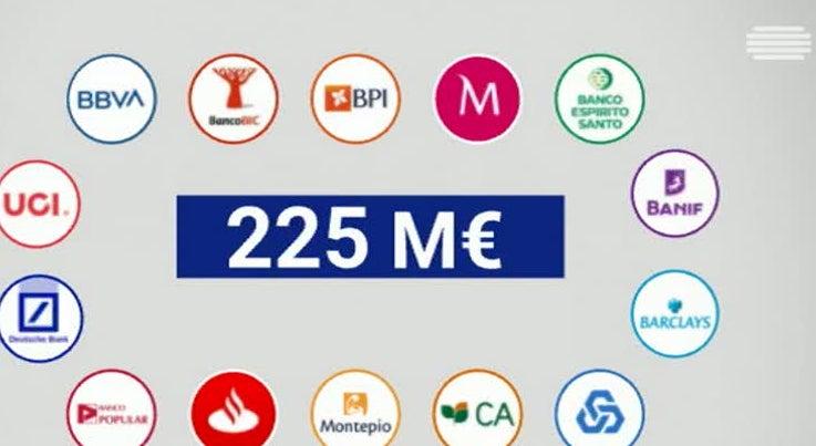 Resultado de imagem para Concorrência multa 14 bancos em 225 milhões de euros por concertação de informação