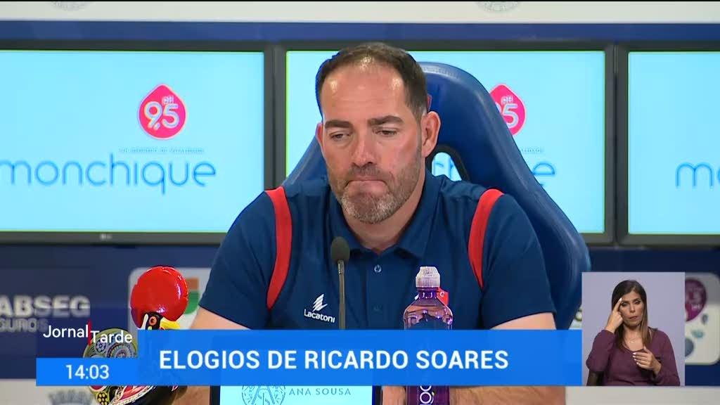 Gil Vicente diz que o Porto está mais forte