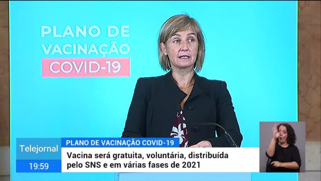 Marta Temido adverte que processo de vacinação será longo