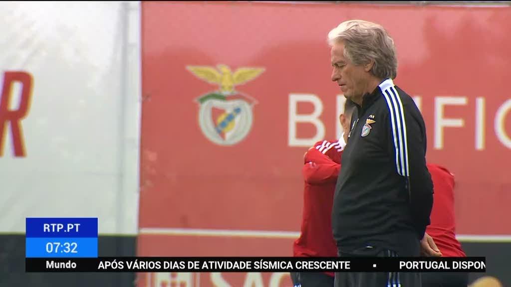 Benfica-Boavista. Jesus confiante, João Pedro Sousa promete equipa forte
