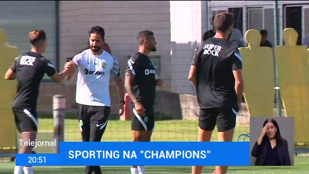 Rúben Amorim quer continuidade de Adán no Sporting