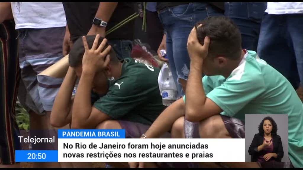 Brasil voltou a bater recordes na pandemia