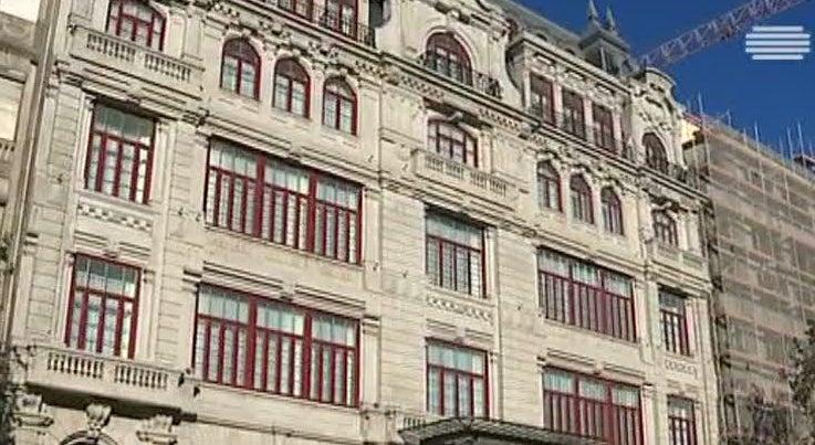 c5bc7769481 Novo hotel de luxo abre em novembro no Porto - País - RTP Notícias
