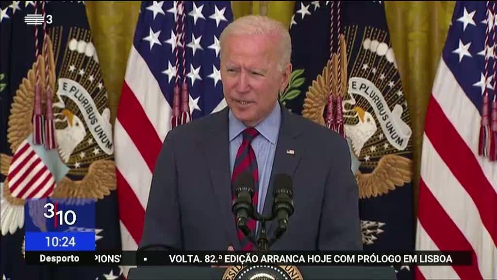 Escândalo EUA. Joe Biden defende demissão do Governador de Nova Iorque