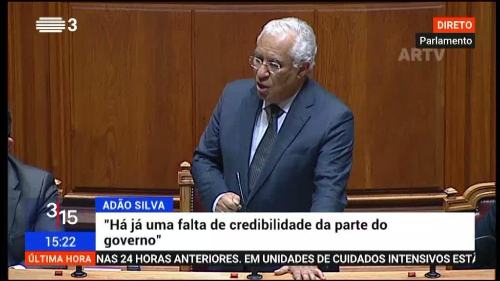 António Costa admite fechar as escolas se estirpe inglesa se tornar dominante