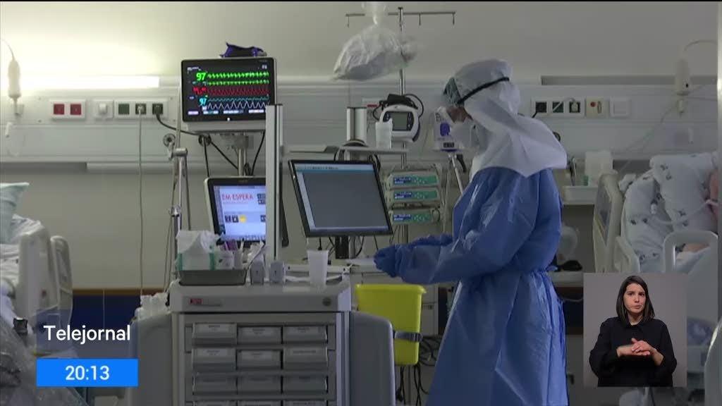 Sobrelotação dos hospitais obriga a escolher quem pode ser salvo