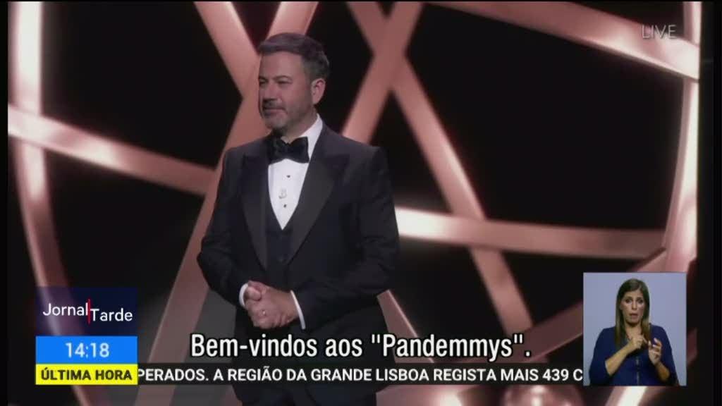 "Emmy's premiaram ""Watchmen""e ""Succession"""