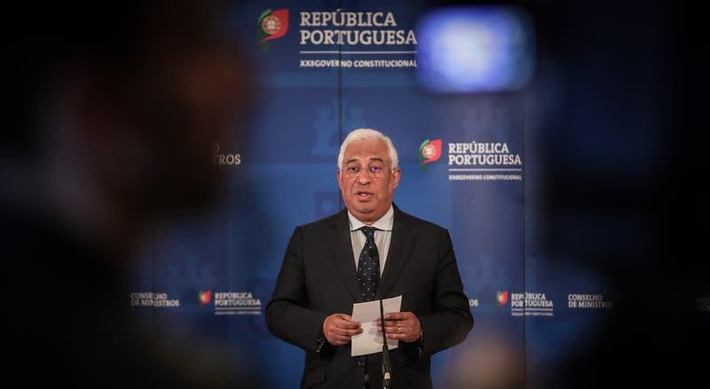Costa anuncia apoios em 80% a fundo perdido para microempresas ...