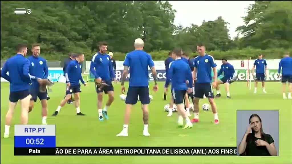 Inglaterra e Escócia discutem em Wembley uma rivalidade antiga