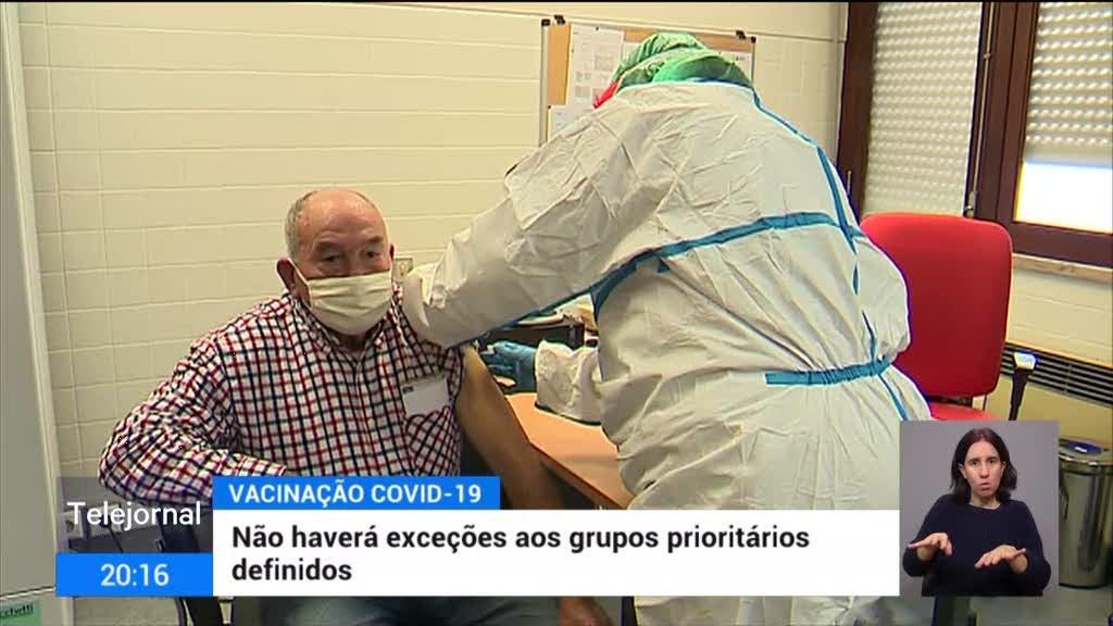 Decisão do Governo. Doentes oncológicos não serão vacinados na primeira fase