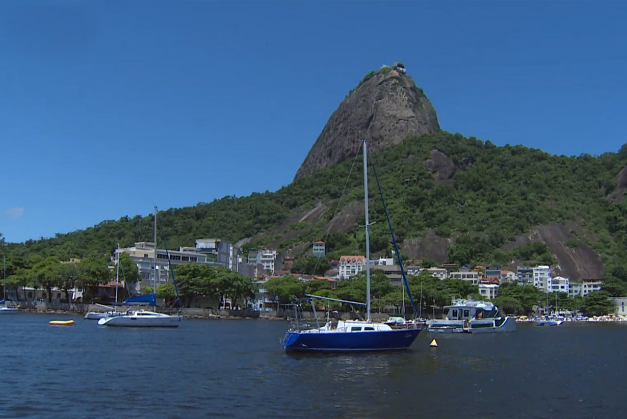 Guanabara, ainda há vida na baía