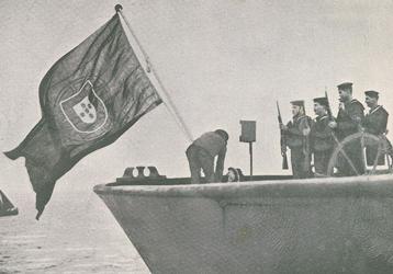 Apresamento dos navios Alemães