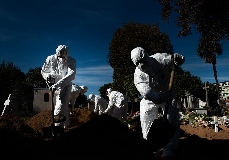 Rituais de morte em pandemia