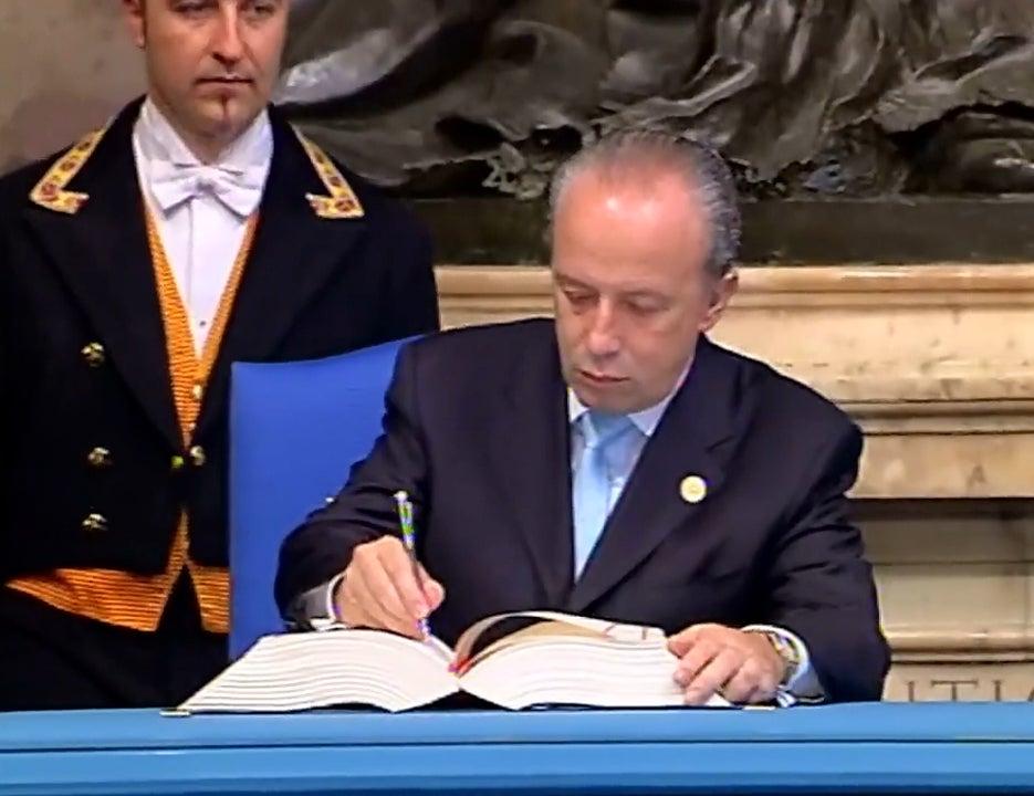 Tratado de Roma estabelece Constituição para a Europa