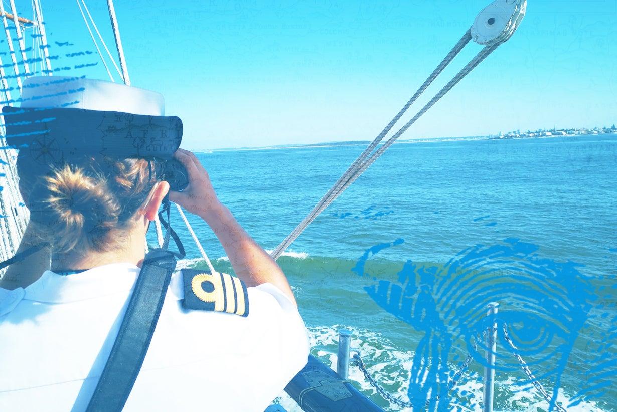 Navio-Escola Sagres já chegou ao Uruguai