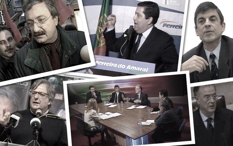 memoria das presidenciais - 2001