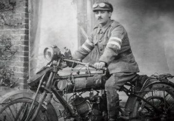 História de um mecânico do Exército