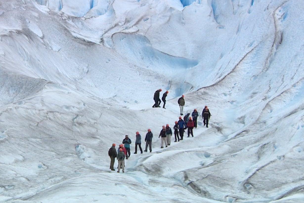 Patagónia, glaciares ameaçados