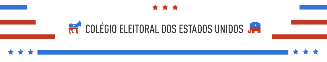 COLÉGIO ELEITORAL DOS ESTADOS UNIDOS