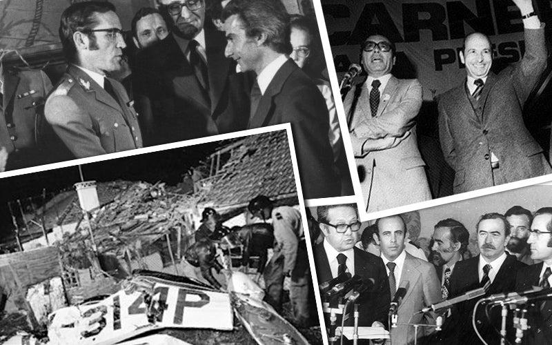 memoria das presidenciais - 1980