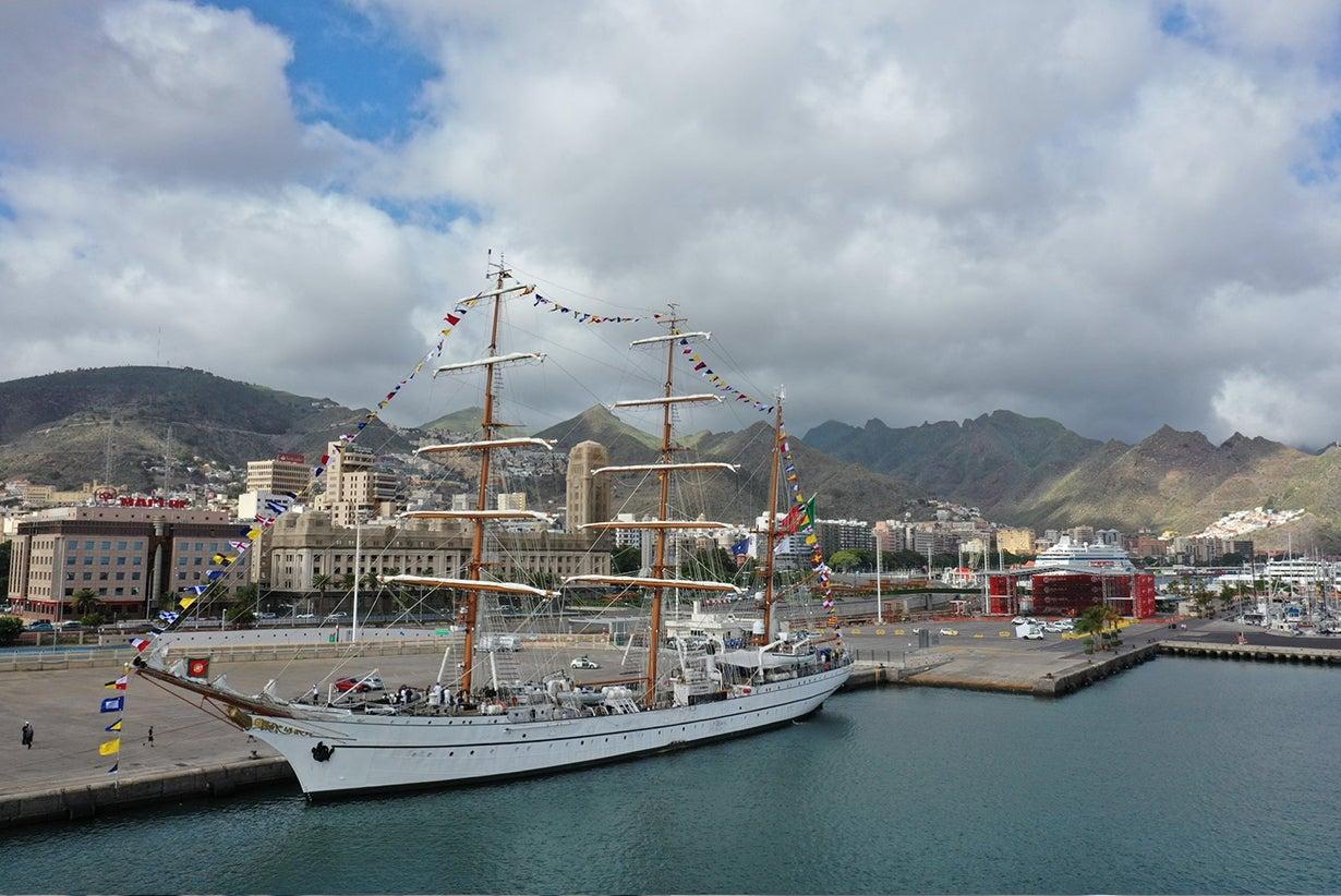 Escala em Tenerife