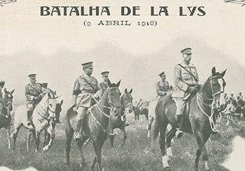 O fim do Corpo Expedicionário Português