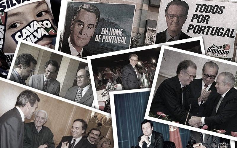 memoria das presidenciais - 1996