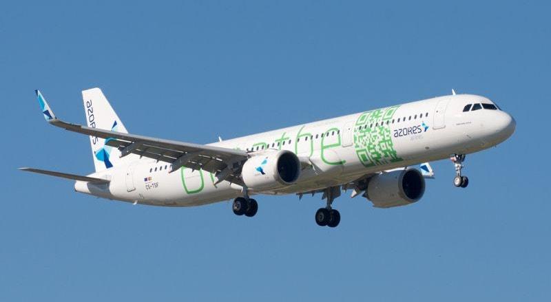 Os aviões vão começar a levantar voo nos Açores