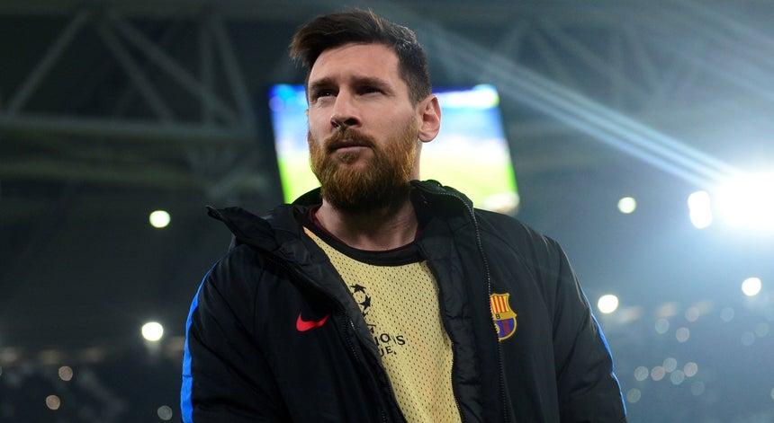 1f87530dd6 Lionel Messi eleito o melhor jogador da Liga espanhola 2016 17 ...