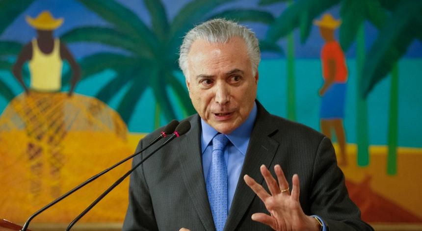 Michel Temer vê Bolsonaro mais moderado e políticos sem vontade de o destituir da presidência