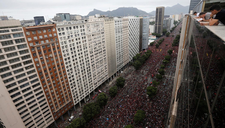 Sergio Moraes - Reuters