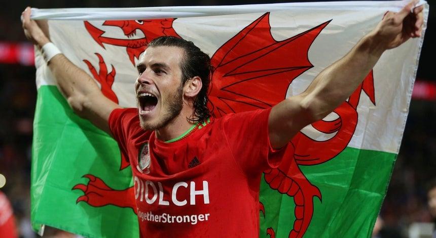 Euro2016  Gareth Bale lidera convocatória do País de Gales - Euro ... e04276beb4943