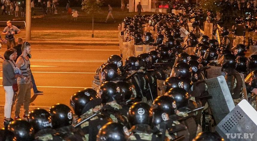 Bielorrússia, 09 de agosto de 2020