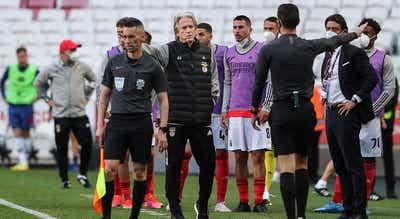 APAF apresenta queixa contra Benfica, Jesus, Grimaldo e Otamendi