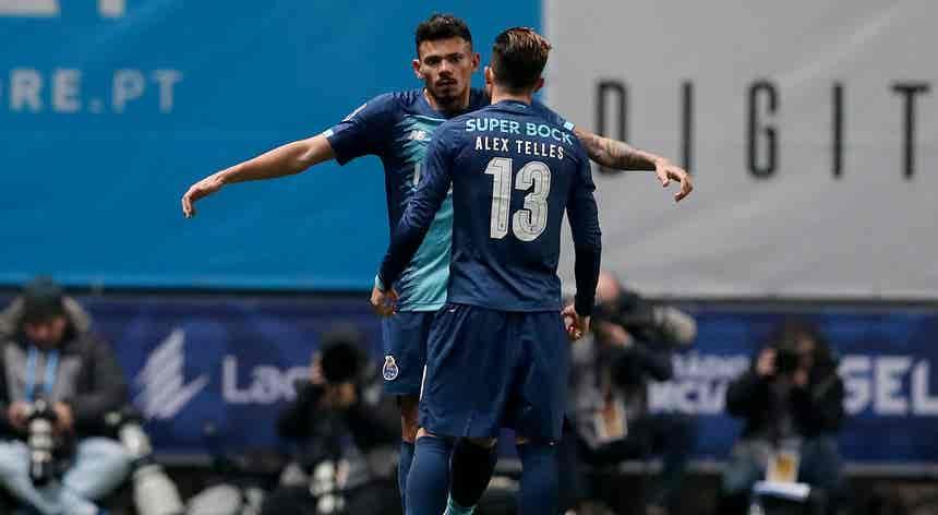 Taça da Liga. Braga e FC Porto discutem segundo troféu da época