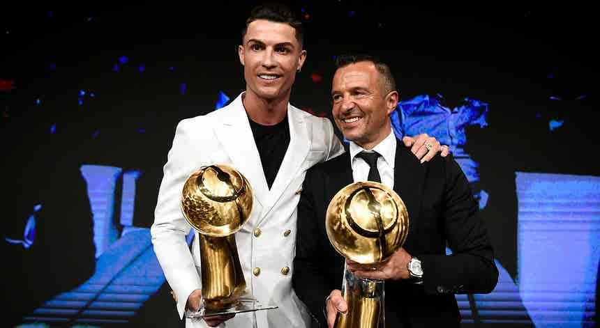 Cristiano Ronaldo e Jorge Mendes doam cinco ventiladores à Madeira