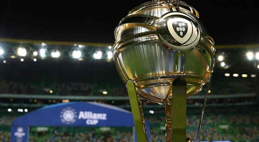 Guimarães e Sporting da Covilhã arrancam com a fase de grupos da Taça da Liga