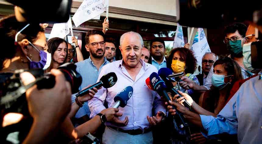 Galp. Rui Rio acusa António Costa de oportunismo eleitoral