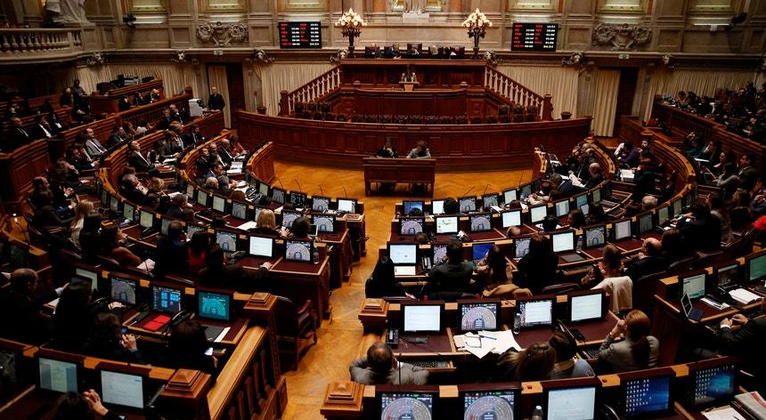 Votaram os 79 deputados do PSD ao Parlamento. Sessenta e quatro votaram a favor e outros seis em branco. Houve ainda nove votos nulos