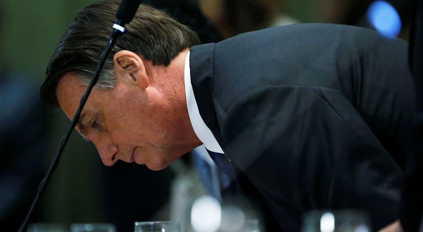 Sob a governação de Jair Bolsonaro, o Ministério do Meio Ambiente já não tem autoridade sobre a agência de água e serviços florestais do Brasil