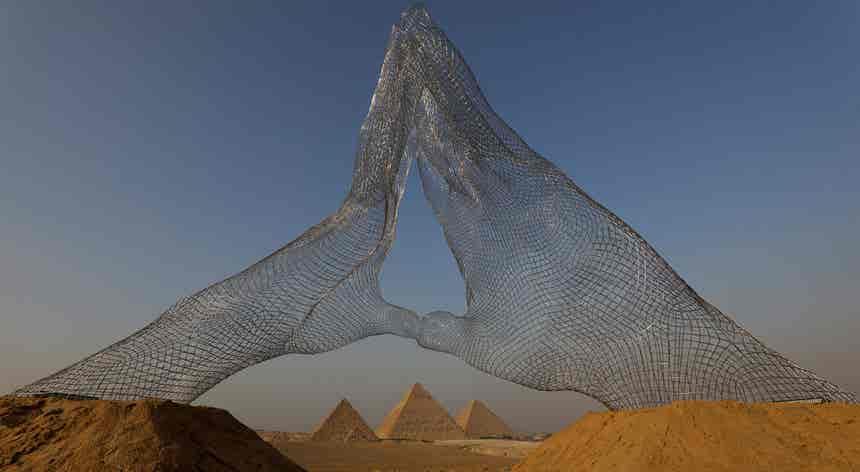 Egipto. Arte entre a eternidade e o presente
