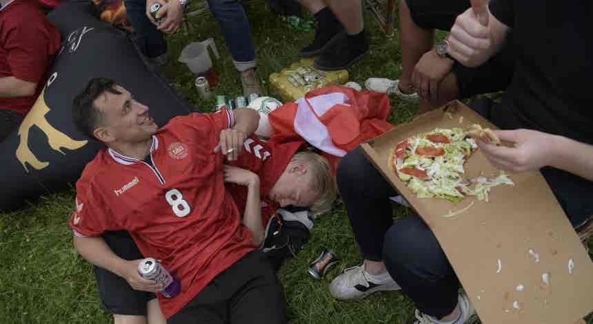 Cerveja, Pizza, Futebol e muito `soninho` não vai faltar neste Euro2020
