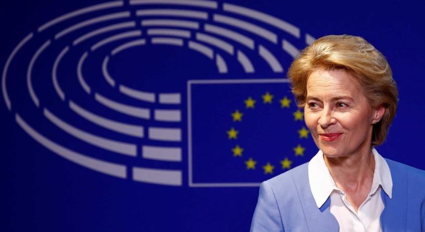 Von der Leyen vai divulgar as ideias da comissão europeia para ajudar a resolver a crise económica provocada pelo novo coronavírus