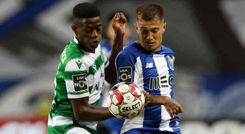 """FC Porto-Sporting. """"Leão"""" pode carimbar o título na última cartada do campeão"""