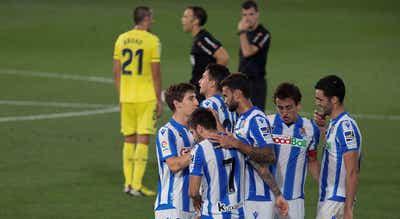 Sevilha garante a `Champions` após derrota do Villarreal