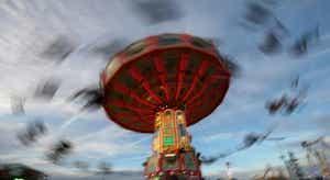 Parque de diversões na Figueira da Foz retoma atividade num setor em dificuldades