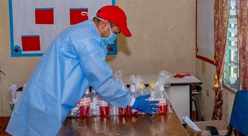 No México todas as ações preventivas parecem insuficientes para travar a expansão do novo coronavírus
